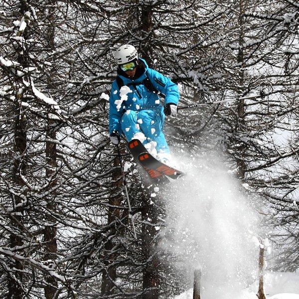 Freeride pour votre séjour au ski tout compris à Serre Chevalier