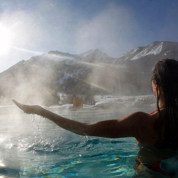 Spa pour votre séjour au ski tout compris à Serre Chevalier