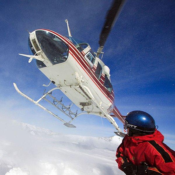 Héliski pour votre séjour au ski tout compris à Serre Chevalier