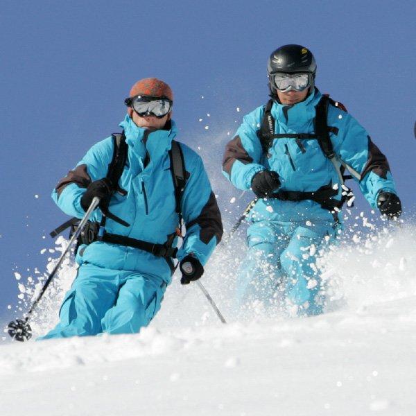 Cours de ski et freeride pour votre séjour au ski tout compris à Serre Chevalier