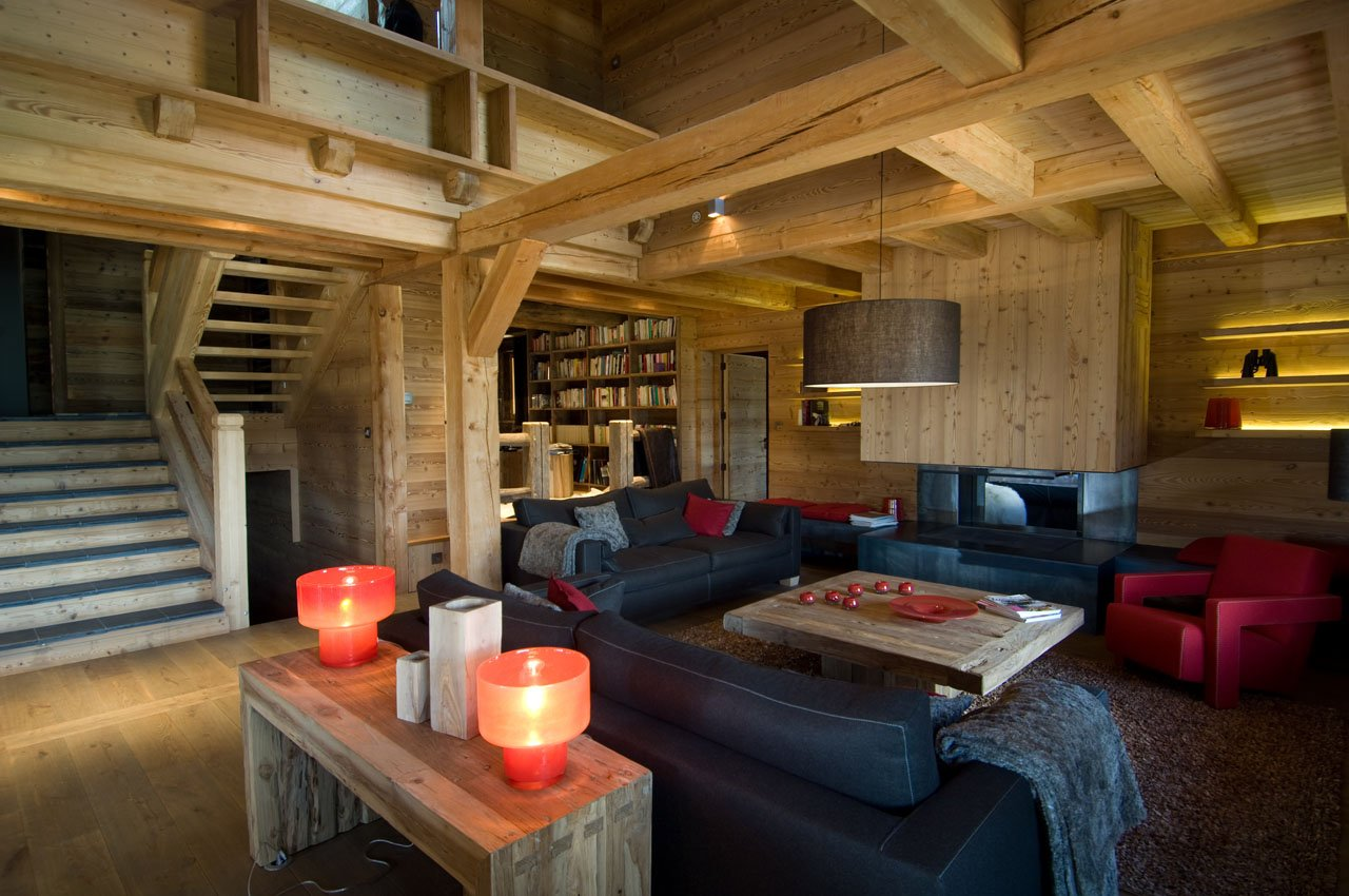 chalets de luxe s jours s minaires montagne serre chevalier. Black Bedroom Furniture Sets. Home Design Ideas